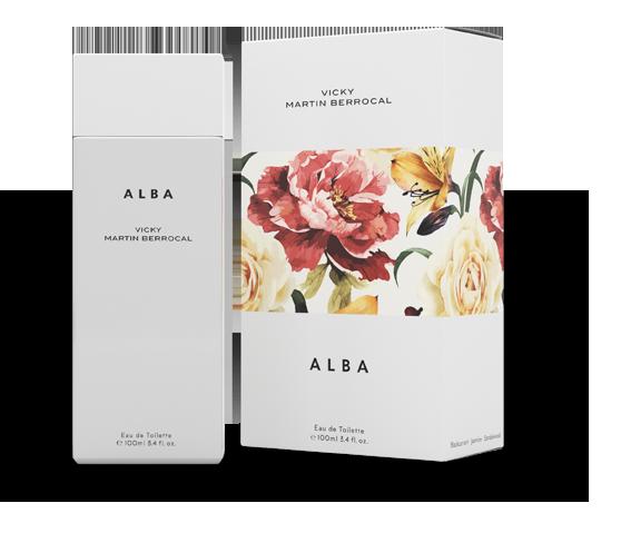 Fragrance Alba, by Vicky Martín Berrocal