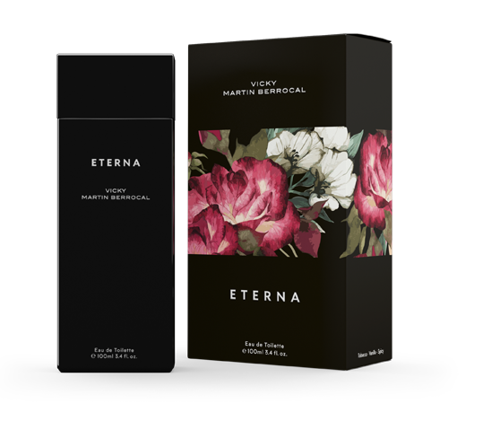 Eterna fragrance, by Vicky Martín Berrocal
